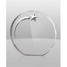 A843   circular star award
